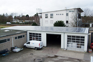 Baubetriebshof der Stadt Erkelenz